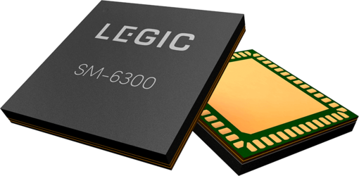 LEGIC SM-6300 Security Module with embedded secure element
